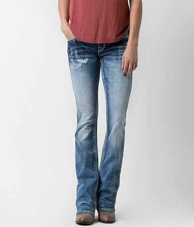 Rock Revival Evie Mid-Rise Boot Stretch Jean