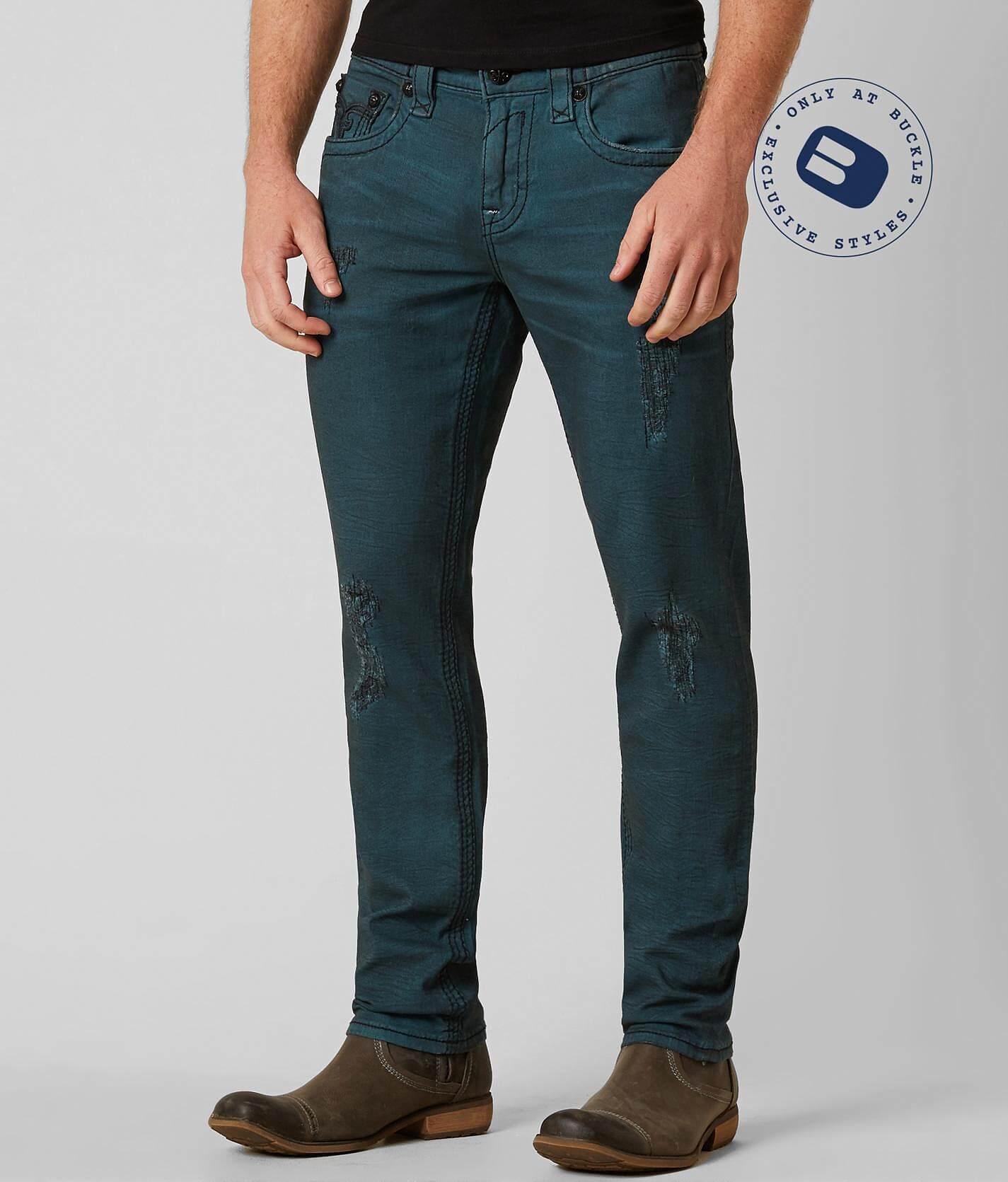 Rock Revival Dan Straight Stretch Jean