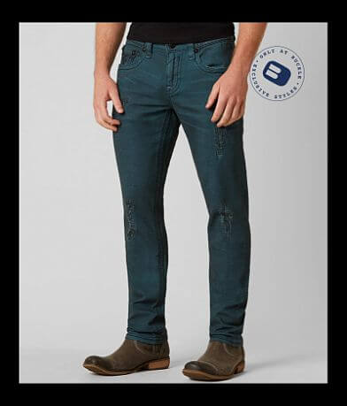 Rock Revival Dan Straight Stretch Jean