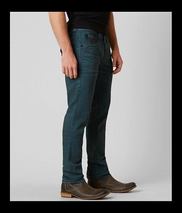Dan Rock Jean Straight Revival Stretch pOfqO6