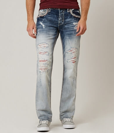 Rock Revival Tyme Straight Stretch Jean