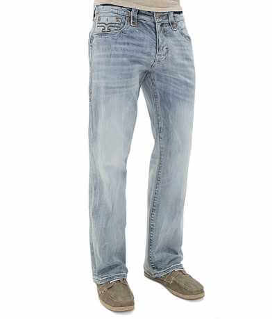Rock Revival Ryker Relaxed Straight Stretch Jean