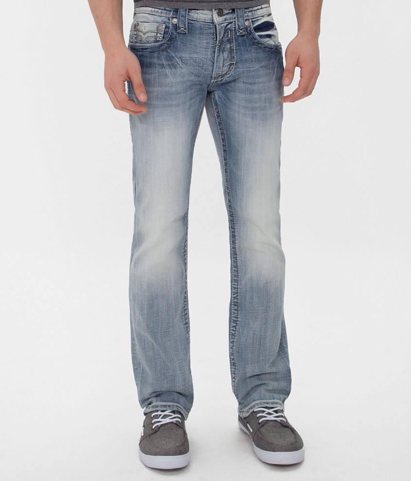 Rock Revival Ryker Slim Straight Jean front view