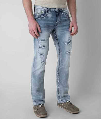 Rock Revival Tom Straight Stretch Jean