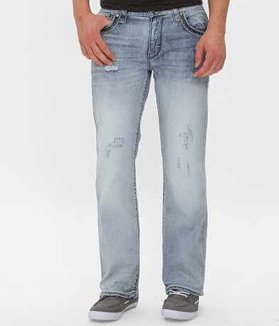 Rock Revival Xan Relaxed Straight Stretch Jean