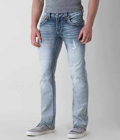 Rock Revival Phineas Slim Straight Stretch Jean
