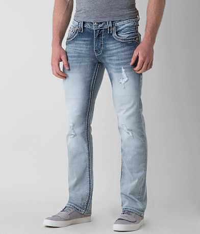 Rock Revival Phineas Slim Straight Stretch Jean