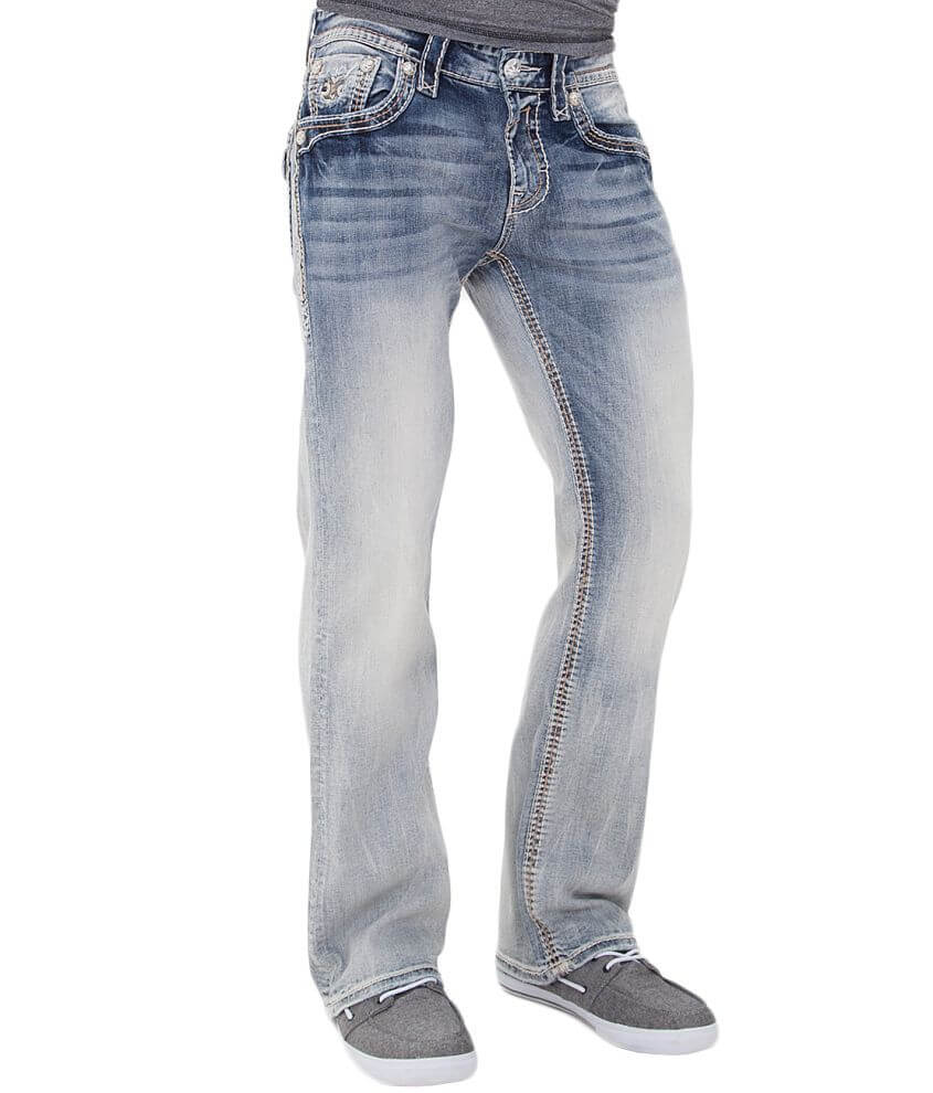 Rock Revival Ilford Boot Jean front view