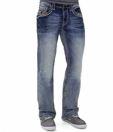 Rock Revival Cepheus Relaxed Straight Jean