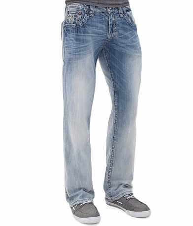 Rock Revival Addox Straight Stretch Jean