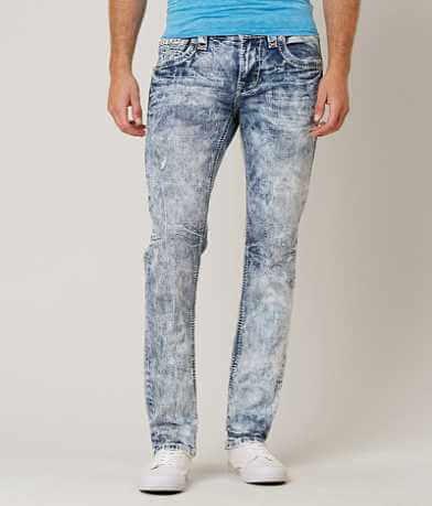 Rock Revival Pevey Slim Straight Stretch Jean