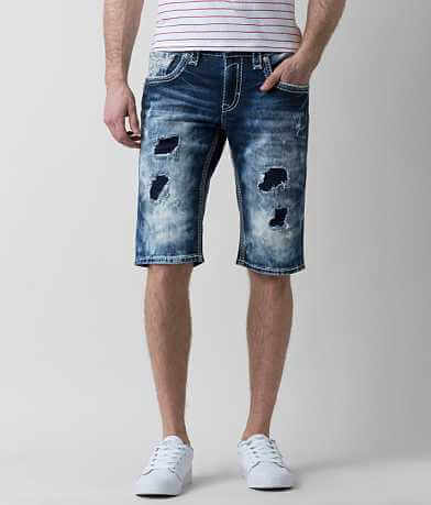Rock Revival Scotte Stretch Short