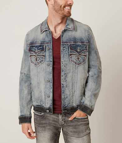 Rock Revival Luciano Stretch Jacket
