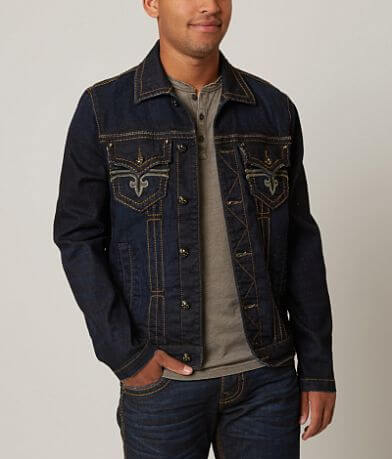 Rock Revival Declan Denim Jacket