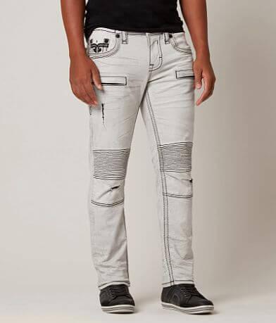 Rock Revival Fenner Slim Straight Stretch Jean