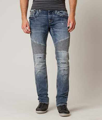 Rock Revival Novert Slim Straight Stretch Jean