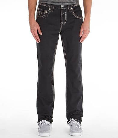Rock Revival Twill Straight Pant