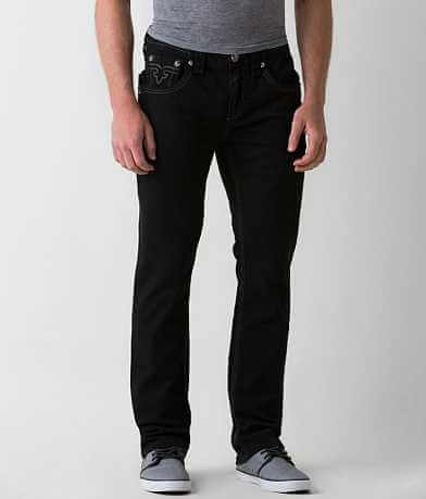 Rock Revival Slim Straight Stretch Twill Pant