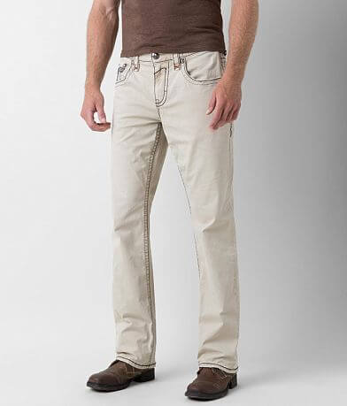 Rock Revival Relaxed Straight 17 Twill Pant