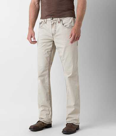 Rock Revival Twill Relaxed Straight 17 Pant