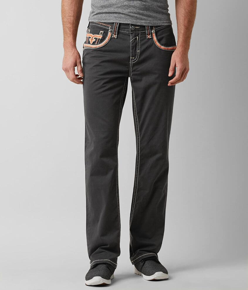 Rock Revival Straight Stretch Twill Pant front view