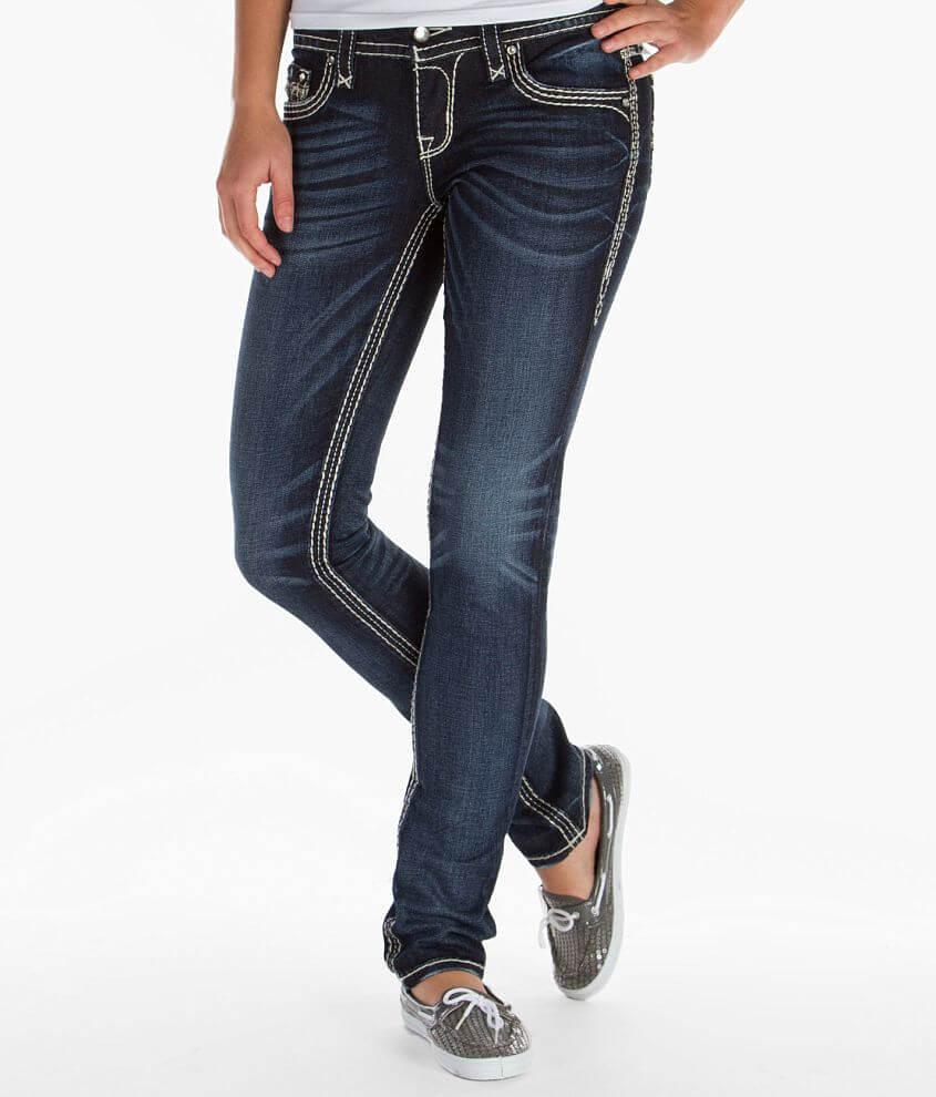 Rock Revival Dania Easy Skinny Stretch Jean front view