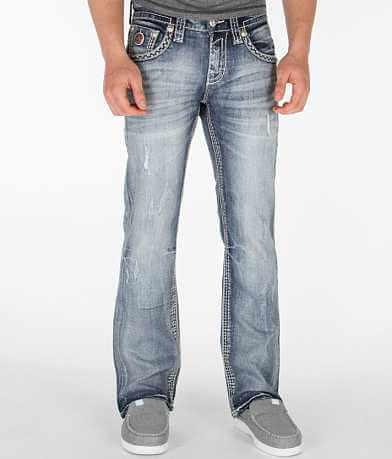 Rock Revival Lamont Slim Boot Jean