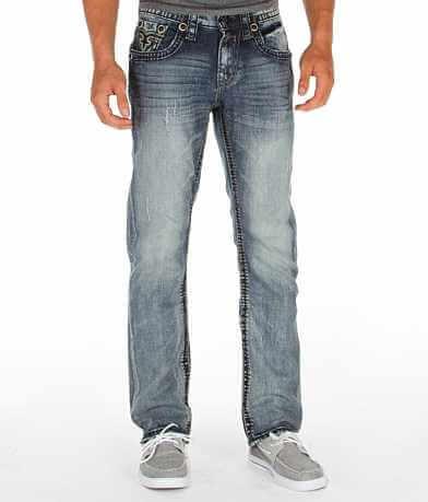 Rock Revival Jett Straight Jean