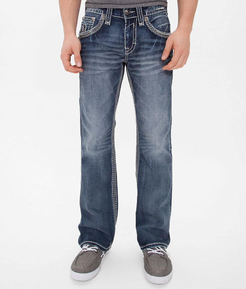 Rock Revival Forrest Boot Jean front view