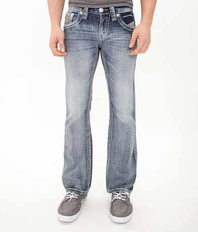 Rock Revival Loic Slim Boot Jean