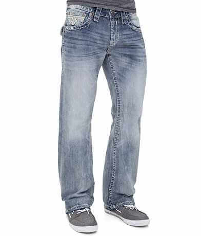 Rock Revival Dieppe Relaxed Straight Jean