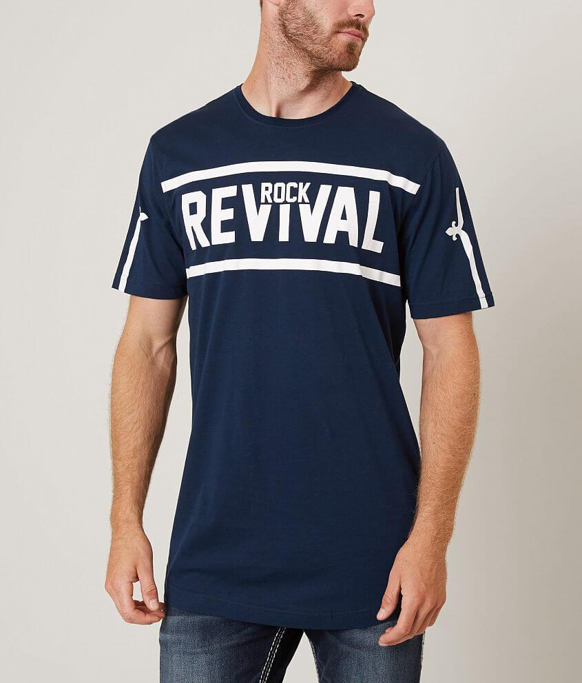 Rock Revival Hyde T-Shirt front view