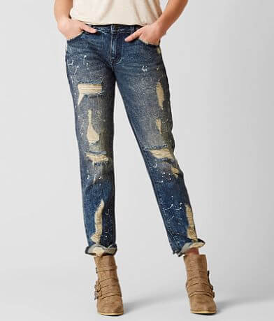 Remix by Rock Revival® Slouchy Straight Jean