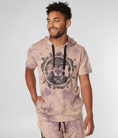 Rock Revival Detric Hooded T-Shirt