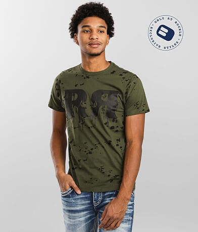 Rock Revival Double R Splatter T-Shirt
