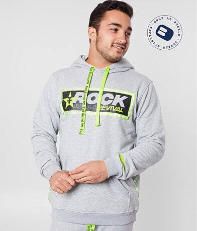 Rock Revival Mackworth Hooded Sweatshirt