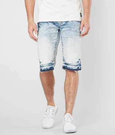 Rock Revival Rand Stretch Short