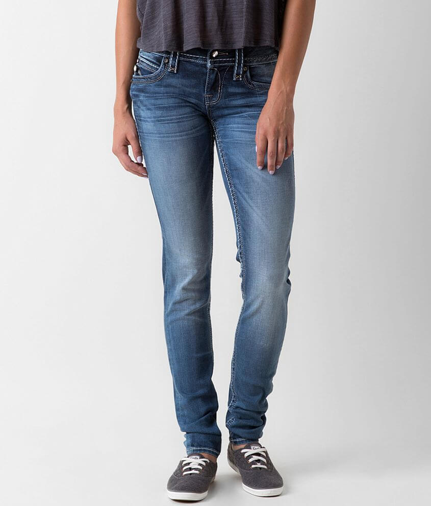Rock Revival Adele Skinny Stretch Jean front view