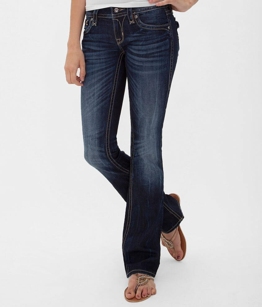 Rock Revival Essie Boot Stretch Jean front view