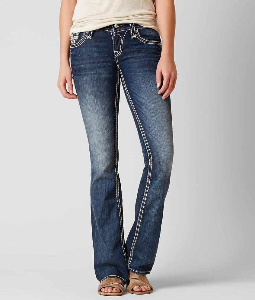 a3e1a5ae5e2 Rock Revival Ena Boot Stretch Jean - Women s Jeans in Ena B24