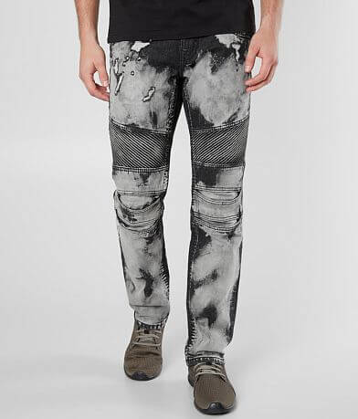 Rock Revival Armando Slim Straight Biker Jean