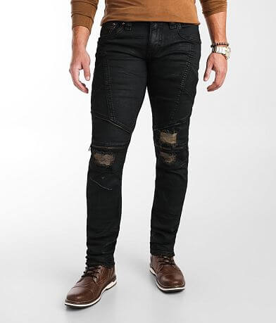 Rock Revival Pritchard Biker Stretch Jean