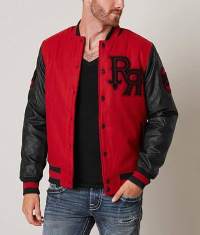 Rock Revival Varsity Jacket