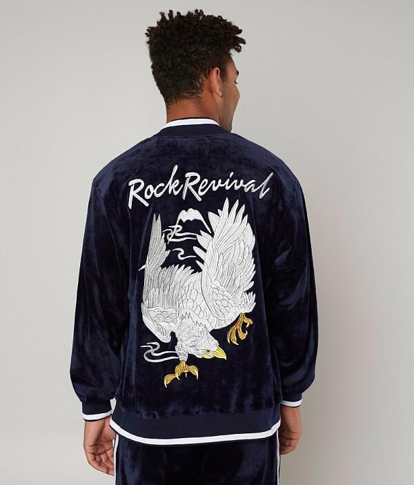 Rock Revival Rock Sweatshirt Rock Sweatshirt Delano Revival Delano Revival Delano d5Zwnq