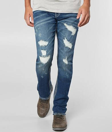 Rock Revival Saif Alternative Straight Jean