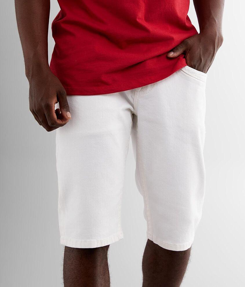 Slim fit short Comfort stretch fabric Mid-rise, 22\\\