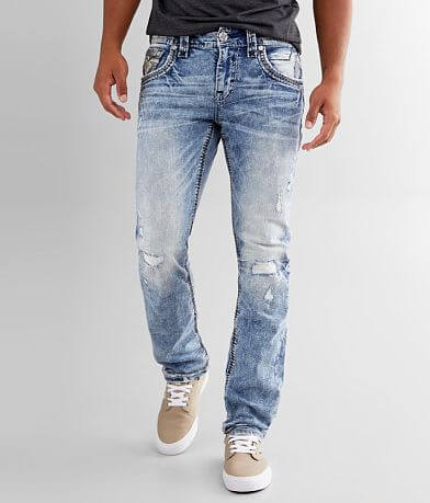 Rock Revival Ermine Alternative Straight Jean