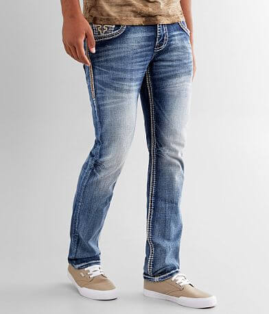 Rock Revival Baltic Alternative Straight Jean