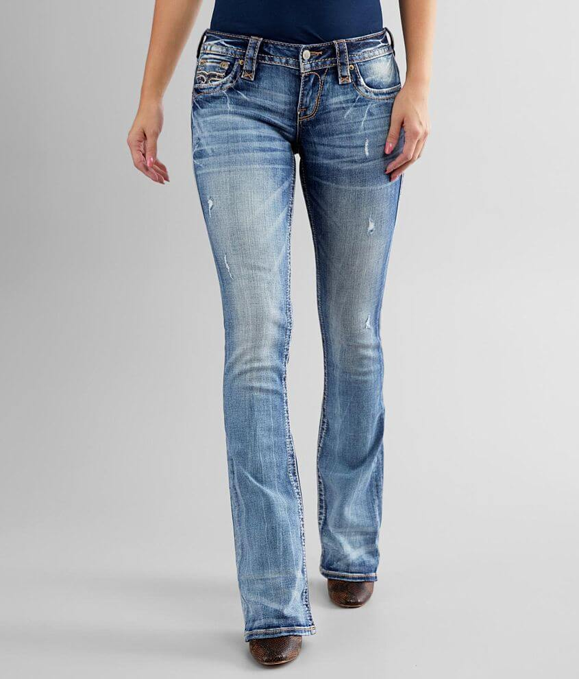 Rock Revival Marely Boot Stretch Jean front view