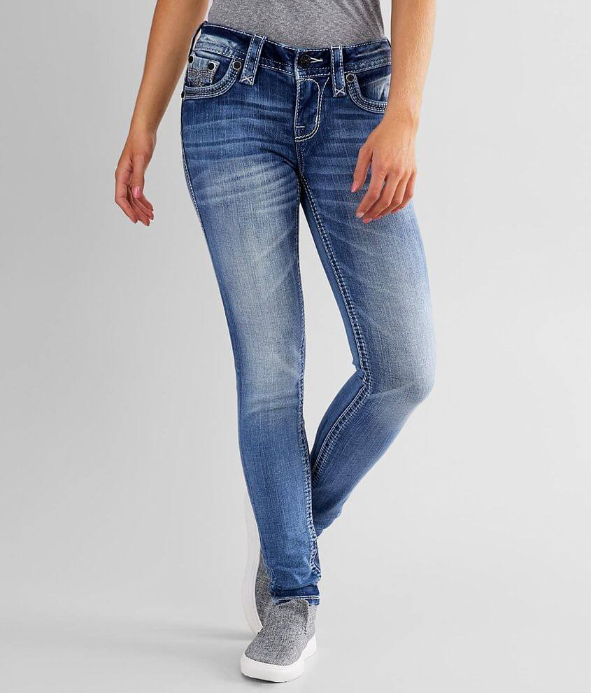 Rock Revival Cindi Skinny Stretch Jean front view